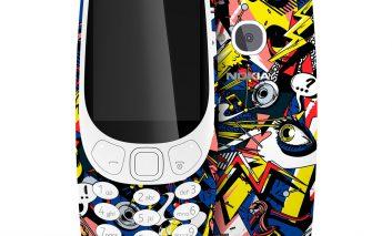 به هواداران شانسی برای طراحی Nokia 3310 خودشان داده میشود