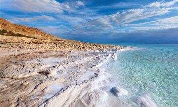 دریای مرده؛ دریایی مملو از تاریخ و فرهنگ