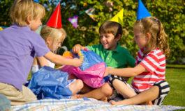 بازیهای کمخرج برای مهمانیهای کودکان