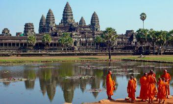 دلکشترین و مدهوشکنندهترین اماکن گردشگری دنیا به انتخاب مسافران در سال ۲۰۱۷