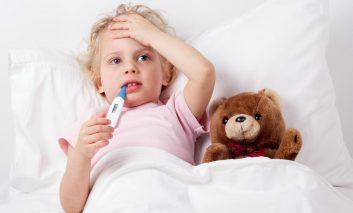 ۱۰ نشانه مریض شدن بچهها که نباید از آنها غافل باشیم