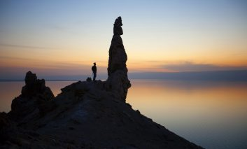 سفر به دریای مرده