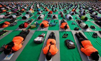 روز جهانی یوگا
