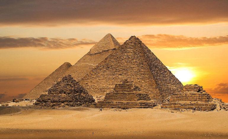عجایب اهرام مصر