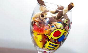 فوتوفن رنگ کردن شیشه با استفاده از رنگ اکریلیک برای آماتورها