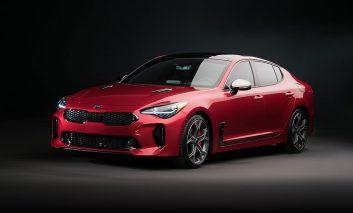 پنج خودرویی که کیا Stinger باید با آنها رقابت کند