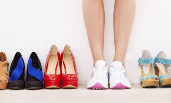 ۸ نکته برای خرید بهترین کفش مناسب پای شما