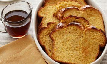 پودینگ نان صبحانه