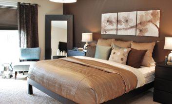 فوتوفن انتخاب رنگ مناسب برای دیوار اتاق خواب