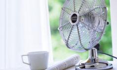 ارزان خنک شوید: فوتوفن ساده خنک کردن خانه با یخ و پنکه!