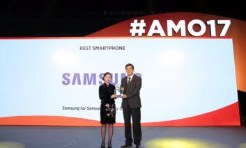 انتخاب گلکسی S8 و +S8 سامسونگ به عنوان بهترین گوشیهای هوشمند MWC 2107 شانگهای