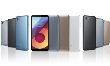 LG Q6؛ اولین تلفن هوشمند سری جدید Q با نمایشگر FullVision