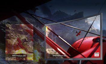 اولین مانیتور خمیده گیمینگ جهان در نخستین نمایشگاه صنعت بازی تهران