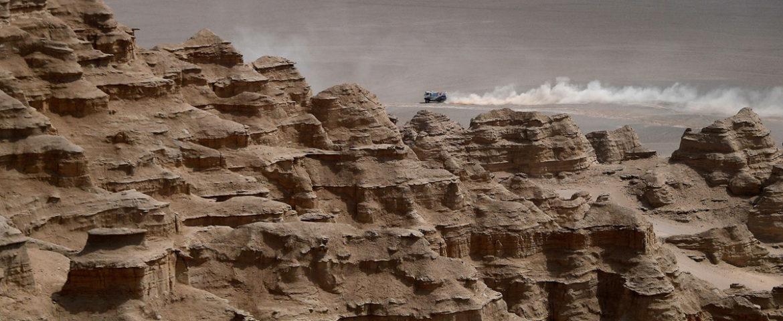 مسابقات اتومبیلرانی رالی راه ابریشم ۲۰۱۷