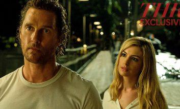 اولین نگاه به «متیو مککانهی» و «ان هتوی» در فیلم Serenity