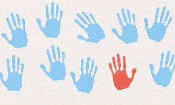 چرا برخی اشخاص چپ دستند؟