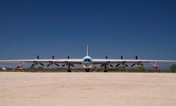 یکی از بزرگترین موزههای هوایی جهان