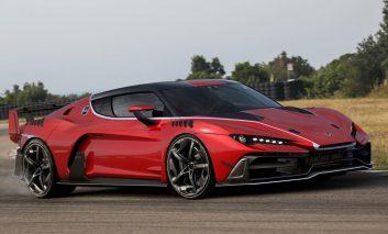 فروش کامل خودرو ۱.۶ میلیون دلاری شرکت ایتال دیزاین!