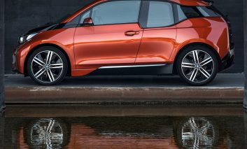 ورژن اسپرت خودرو برقی شرکت BMW یعنی مدل i3!