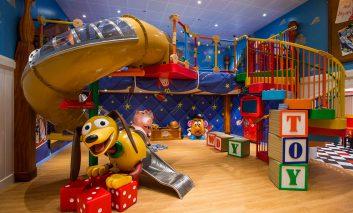 هتلهایی جذاب با اتاقهایی مخصوص کودکان خیالپرداز
