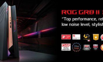 ROG GR8 II ایسوس کوچکترین کامپیوتر Oculus Ready به طور رسمی در جهان
