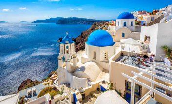 بهترین زمان برای سفر به یونان