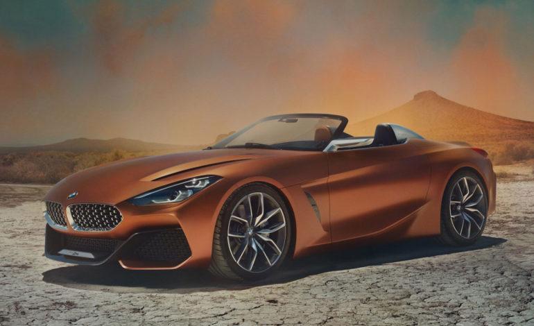 نگاهی اولیه به خودرو اسپورت آینده فوق العاده شرکت !BMW