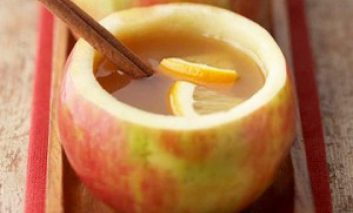 آب سیب ادویهدار