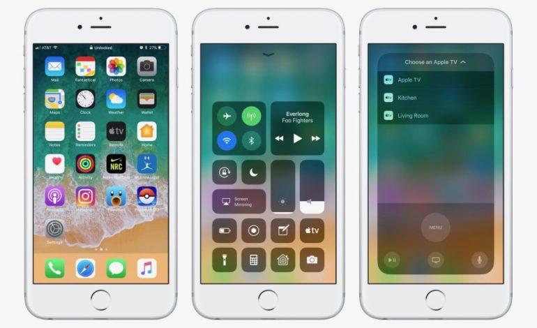 ۷ تغییر جدید iOS 11 برای آیفون