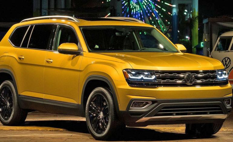 تحول جدید شرکت فولکس واگن با خودرو SUV جدید خود!