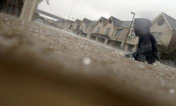 گزارش تصویری: سیل بیسابقه در هیوستون