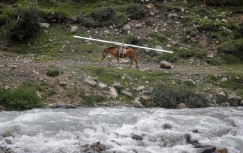 ارتقای شبکه انرژی در تبت پرت و دورافتاده