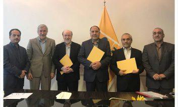 ایرانسل، پرسپولیس و استقلال تفاهمنامه همکاری امضا کردند