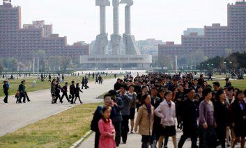 کره شمالی امنتر از لندن!