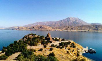 سفرنامه – سفر زمینی به شهر وان در ترکیه