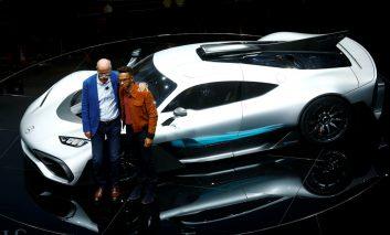 گزارش تصویری نمایشگاه خودرو فرانکفورت ۲۰۱۷