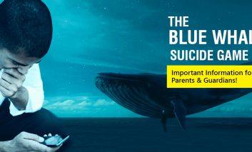 [+۱۸] همه چیز درباره بازی نهنگ آبی و مخاطرات آن