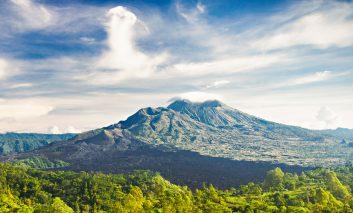 وضعیت قرمز گردشگری در بالی: آتشفشان بالی فعال میشود