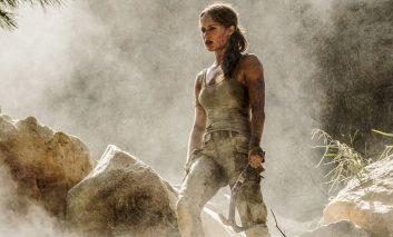 تصویر جدیدی از فیلم Tomb Raider منتشر شد + اطلاعات جدید