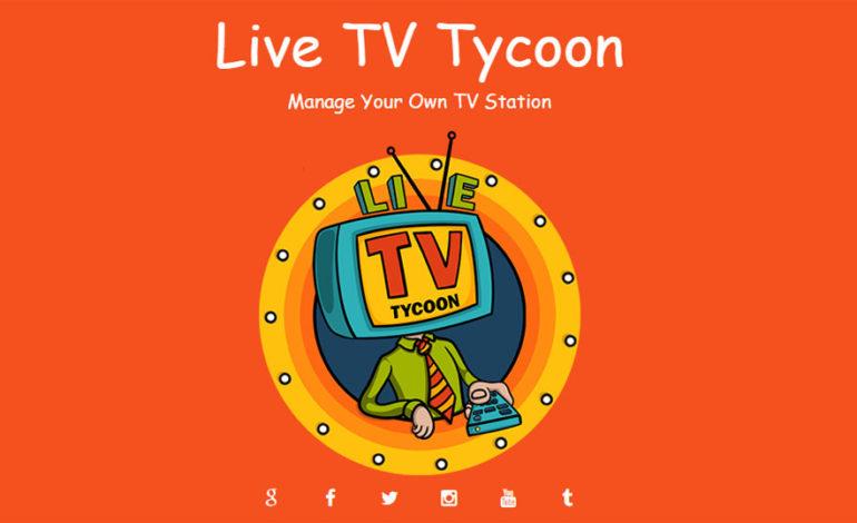 معرفی بازی ایرانی Live TV Tycoon   مدیر شبکه تلویزیونی خود شوید!