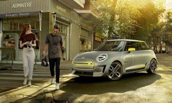 رونمایی از مدل برقی مینی شرکت BMW در سال ۲۰۱۹!
