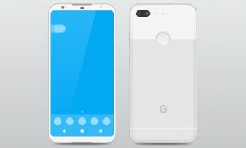 شایعات گوگلی: به زودی Ultra Pixel برای رقابت با آیفون X رونمایی خواهد شد