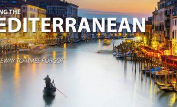 یک پیشنهاد عالی و هیجانانگیز: سفر با کشتی تفریحی به آبهای مدیترانه در ماه اکتبر