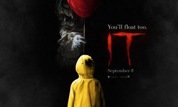 [باکس آفیس] فیلم It در هفتهی اول اکران فروشی معادل با ۱۲۳ میلیون دلار داشته است