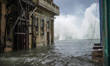 شمال کوبا هم طعمه طوفان ایرما شد