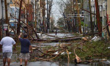 چهره دردناک پرتوریکو بعد از طوفان ماریا