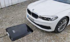 عرضه شارژر بیسیم ویژه اتومبیلهای برقی BMW در آینده نزدیک