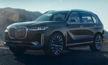 نگاهی اولیه به مدل X7 شرکت BMW!