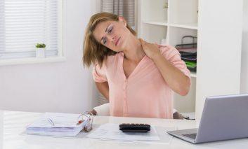 آیا از گردن درد رنج میبرید؟