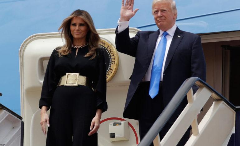 چند پشنهاد ناب برای دونالد ترامپ و همسرش در سفر به آسیا؛ هم کار، هم تمدد اعصاب!